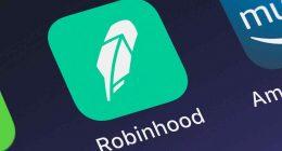 top robinhood stocks