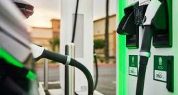 EV charging stocks
